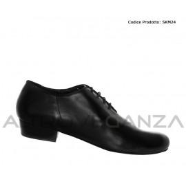 Scarpe da Ballo Uomo Liscio - Moderna SKM24
