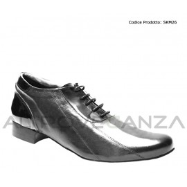 Scarpe da Ballo Salsa Uomo - Cesena SKM26