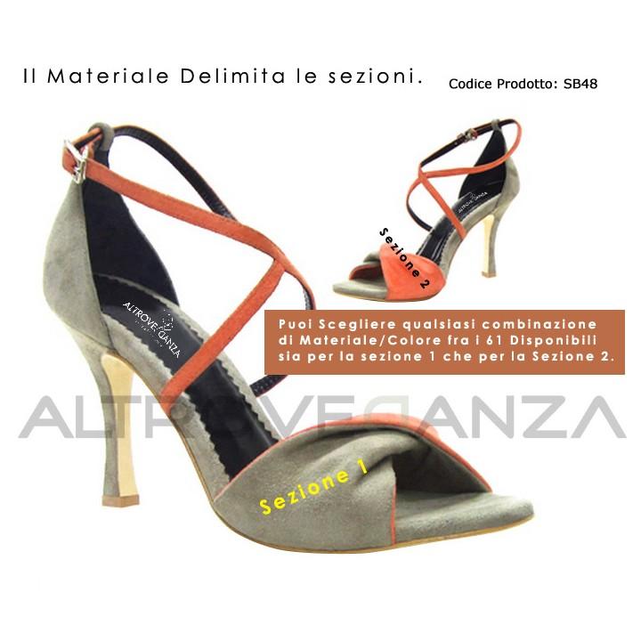 buy online a40c4 82490 Scarpe da Ballo - Modena SB48