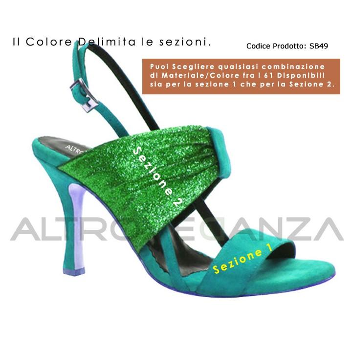 online store fdcda e86b5 Scarpe da Ballo - Emilia SB49