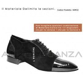 Scarpe da Ballo Uomo Genova - SKM32