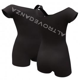 Body Danza a Pantaloncino PTX217
