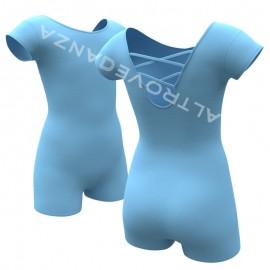 Body Danza a Pantaloncino PTX216