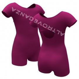 Body Danza a Pantaloncino PTX208