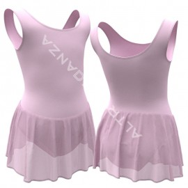 Skirted Tank Dance Leotard