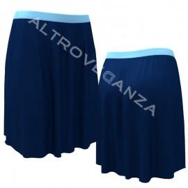 Girls Cotton/Lycra Skirt