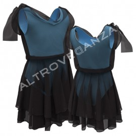 Jazz Dance Costume for Girls - C2805 Ancella