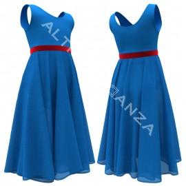 Romantic Dress Costume for Ballet - C2803 Tendu