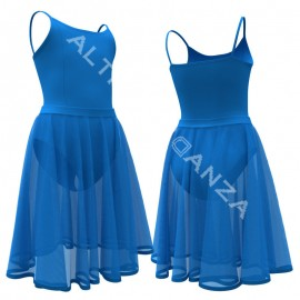 Costume Danza per Adulta e Bambina - C2813 Developpe
