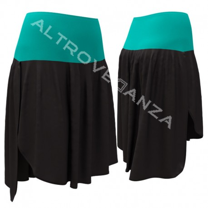 Contemporary Dance Dress for Girls - C2122 Abstrat