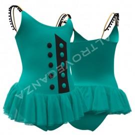Costume Danza Classica La Carmen  - C2502