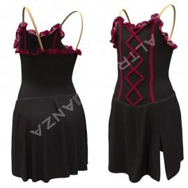 """Carmen"" Ballet Costume Dress - C2518 La Carmen"