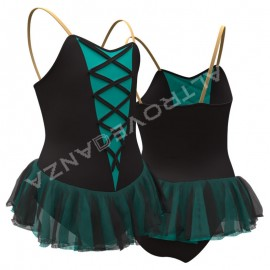 Girls Dance Leotard for Ballet - C2520 La Carmen