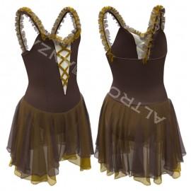 Costume Ballerina Classica - C2529 Solaria