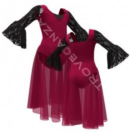 Costume da Ballerina Classica - C2508N Dama
