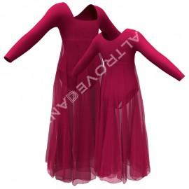 Fancy Dress Costume fo Dance Recital - C2537 Giuliet