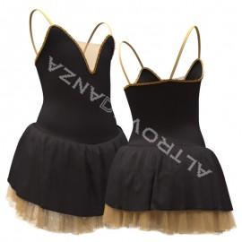 Costume da Ballerina Danza Classica - C2526 Hevy