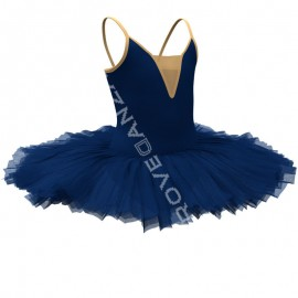 Adult Ballet Tutu with Mesh Insert