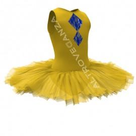 Queen Ballet Dress Costume - C2540 Imperial