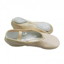 Leather Full Sole Ballet Shoes Sansha 44L