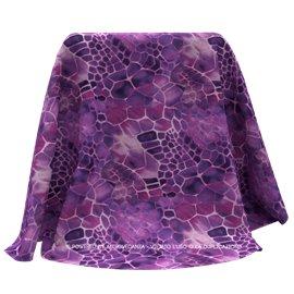 Lycra Python Purple