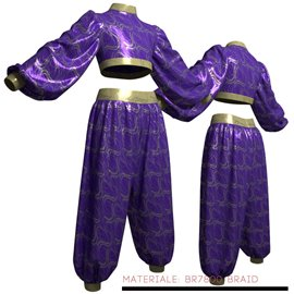 Arabic Dance Costume - C2512 Arabia