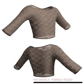 Modern Dance Long Sleeve Top