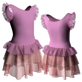 Ballet Dress Costume for Dance Recital - C2524 Tricolor