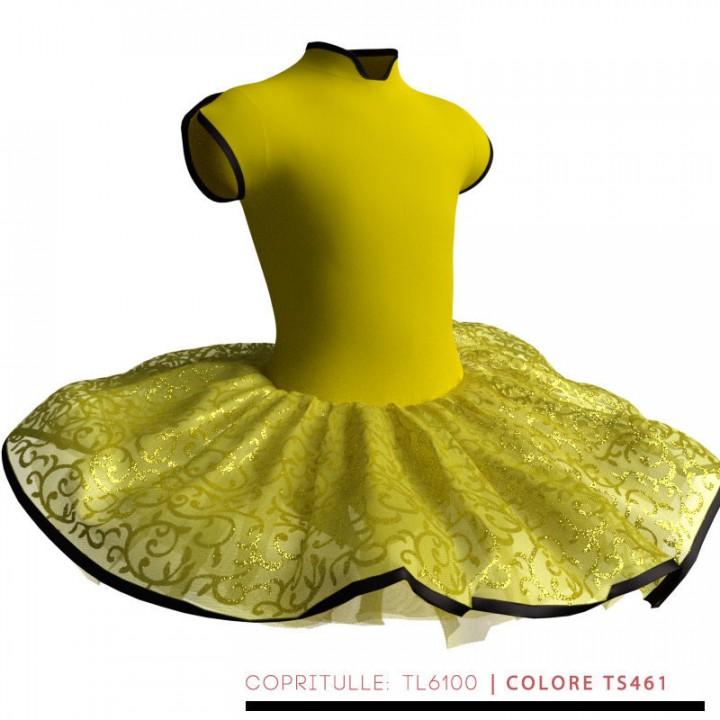 Cap Sleeve Ballet Tutu Dress C2601