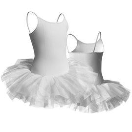 Tutù danza classica C2602 | Bianco
