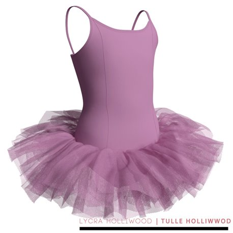 Camisole Ballet Tutu for Gilrs - C2602