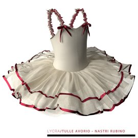 Performance Ballet Tutu for Girl - C2605 Rouche