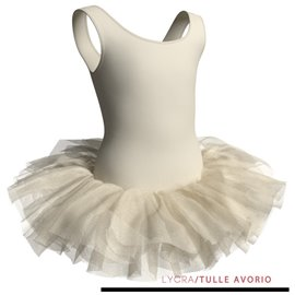 Baby Tutu Dress for Dance Recital - C2614 Organza