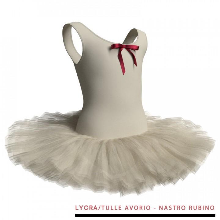 Ballet Preformance Tutu for Adult - C2626 La Fluer