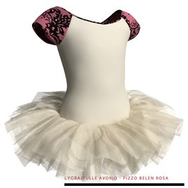Little Girls Pink Tutu for Ballet - C2647 Bamby