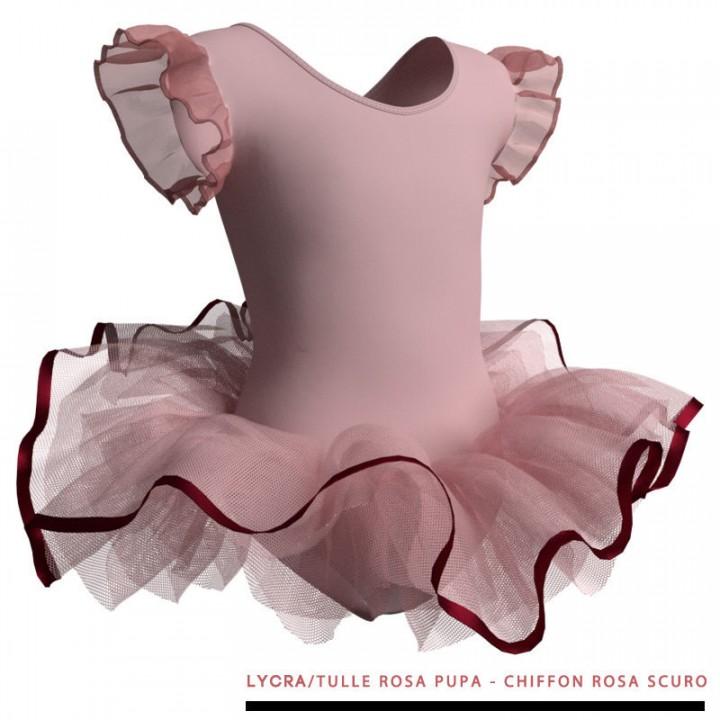 Ballerina Tutu Dress for Performance - C2648