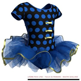 Beautiful Tutu Dress for Babies - C2650 Gattina
