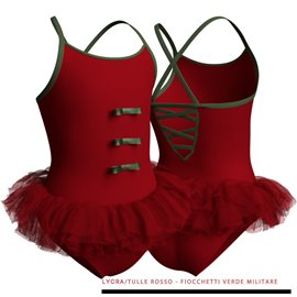 Ballet Recital Costume for Girl - C2654 Pulcino