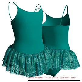 Ballet Camisole Tutu for Girls - C2822