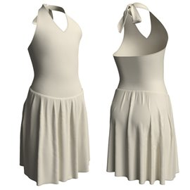 Jazz Dance Dress Costume