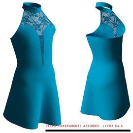 Modern Dance Dress Costume for Girls - C2522 Marinaretta