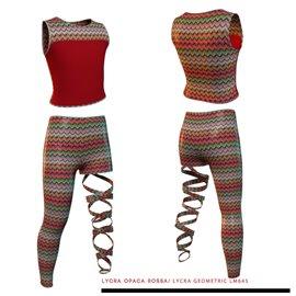 Completo Danza Moderna 'Jump' | M1006