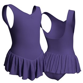 Skirted Leotard for Children