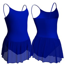 Child Camisole Leotard with Skirt