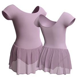 Cap Sleeve Leotards for Girls