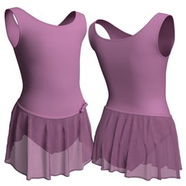 Child Leotard with Skirt