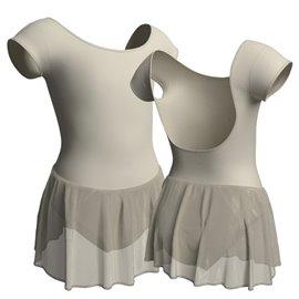 Body Danza Classica con Gonnellino GB414