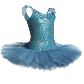 Performance Ballet Tutu Costume for Girl - C2642