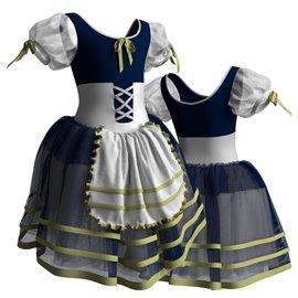 Tarantella Tutu Dress for Performance