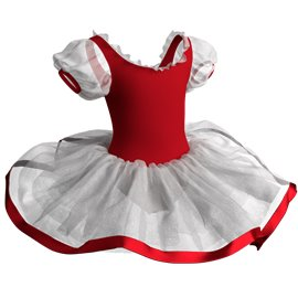 Ballet Tutu Costume for Girls - C2603 Lory